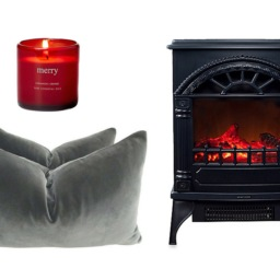 Cozy items for the home
