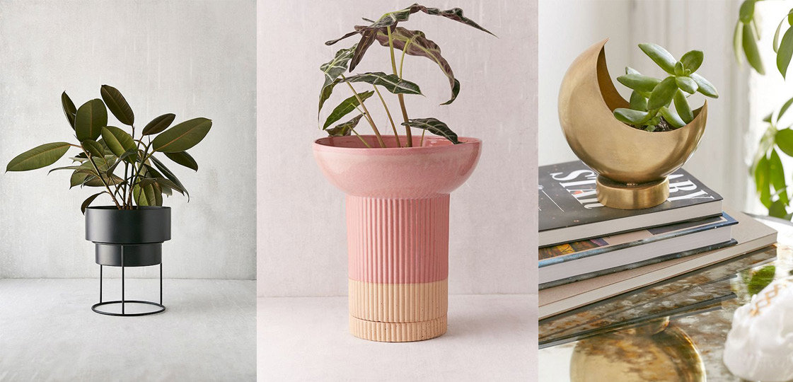10 Planters from Urban Outfitters That Will Add Life to Your Home | InstyleRooms.com/Blog