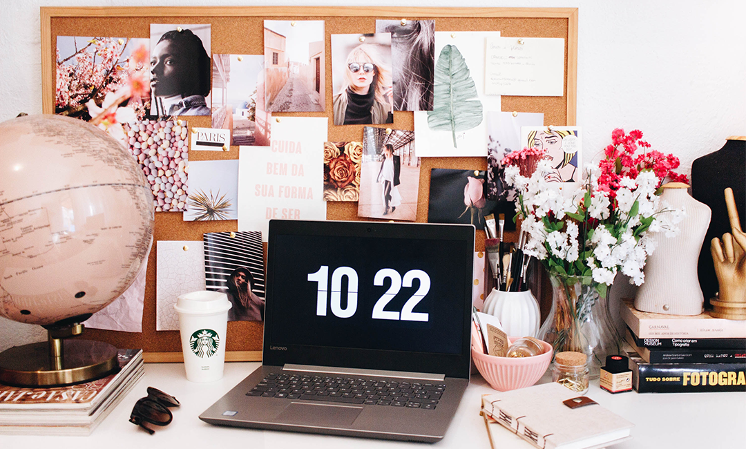 7 Home Office Ideas to Copy on Pinterest Right Now | InStlyeRooms.com