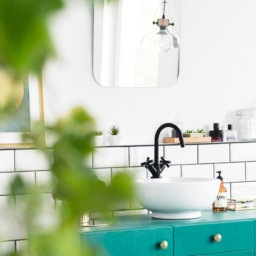 Can We Just Talk About These Beautiful Bathrooms on Pinterest for A Sec? | InStyleRooms.com/Blog