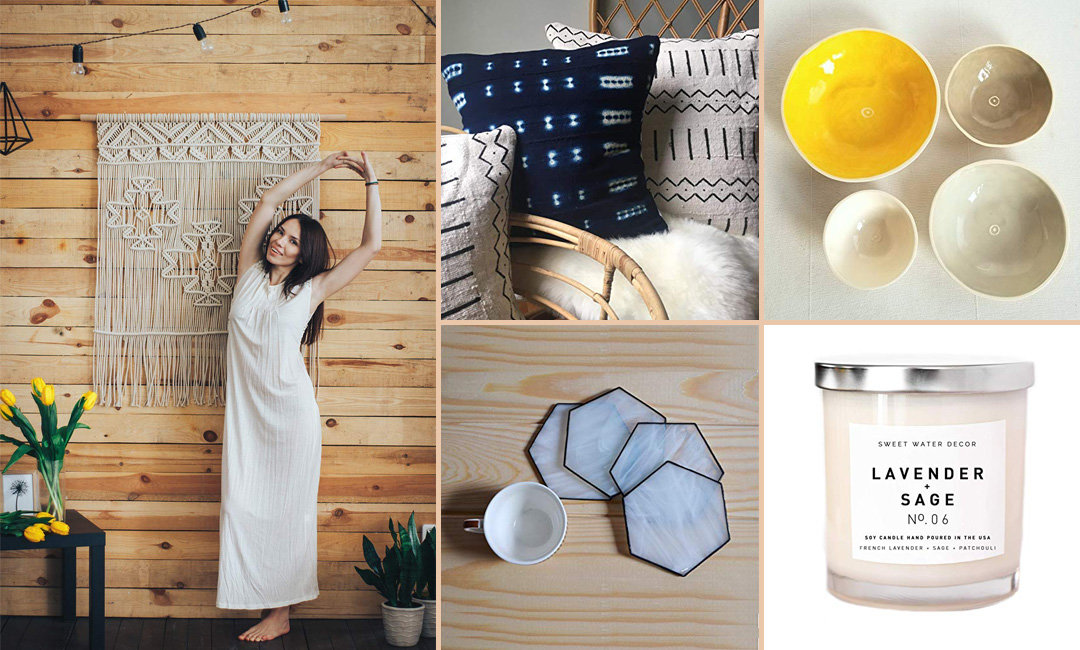 10 Pieces We're Loving From Amazon Handmade | InStyleRooms.com/Blog