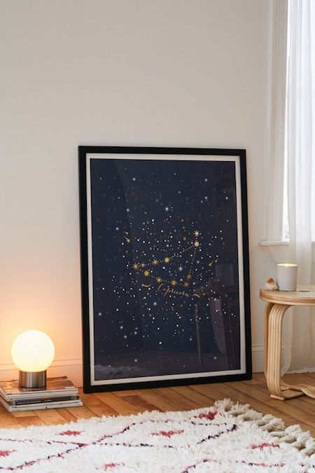 10 Cosmic Picks for the Zodiac Obsessed | InStyleRooms.com/Blog