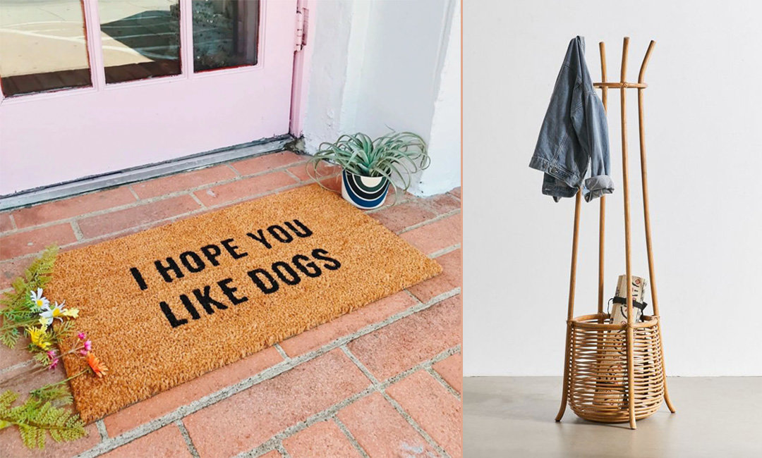 8 Pieces to Instantly Refresh Your Entryway | InStyleRooms.com/Blog