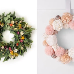 15 Holiday Wreaths for Every Style | InStyleRooms.com/Blog