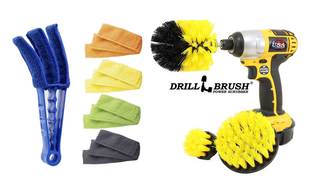 10 Game-Changing Spring Cleaning Tools To Try ASAP | InStyleRooms.com/Blog