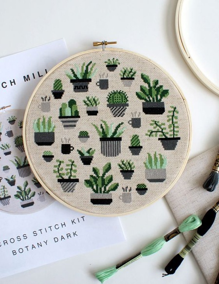 Plant-Inspired Home Decor For Aspiring Plant People | InStyleRooms.com/Blog