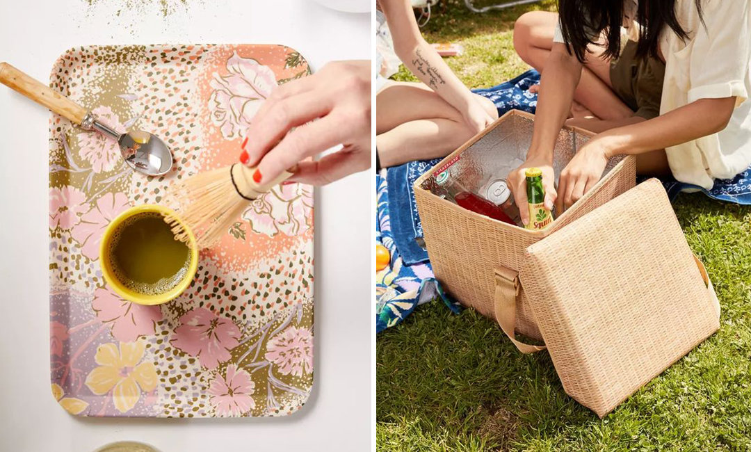 Outdoor Dining Accessories For Your Socially Distanced Summer Picnics | InStyleRooms.com/Blog