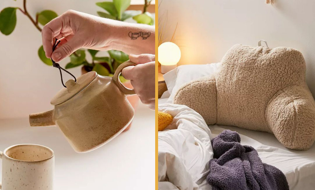 10 Cozy Home Pieces We're Warming Up To This Fall | InStyleRooms.com/Blog