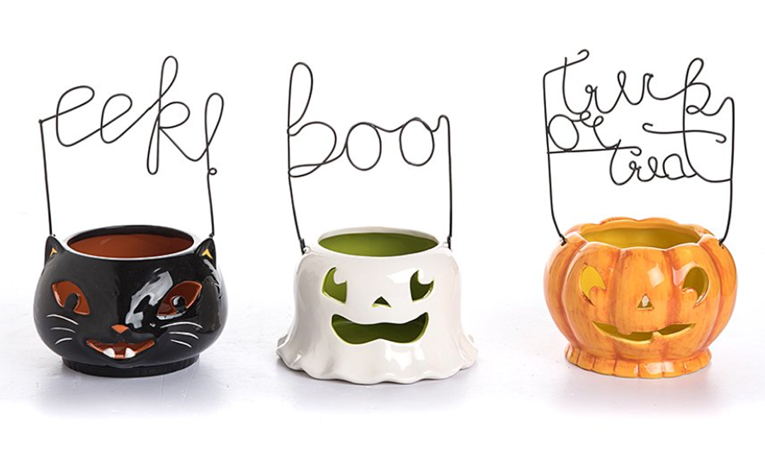 Cute Halloween Decorations from Zulily | InStyleRooms.com/Blog