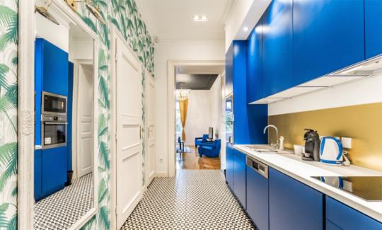 Colorful Kitchens We're Loving On Instagram | InStyleRooms.com/Blog