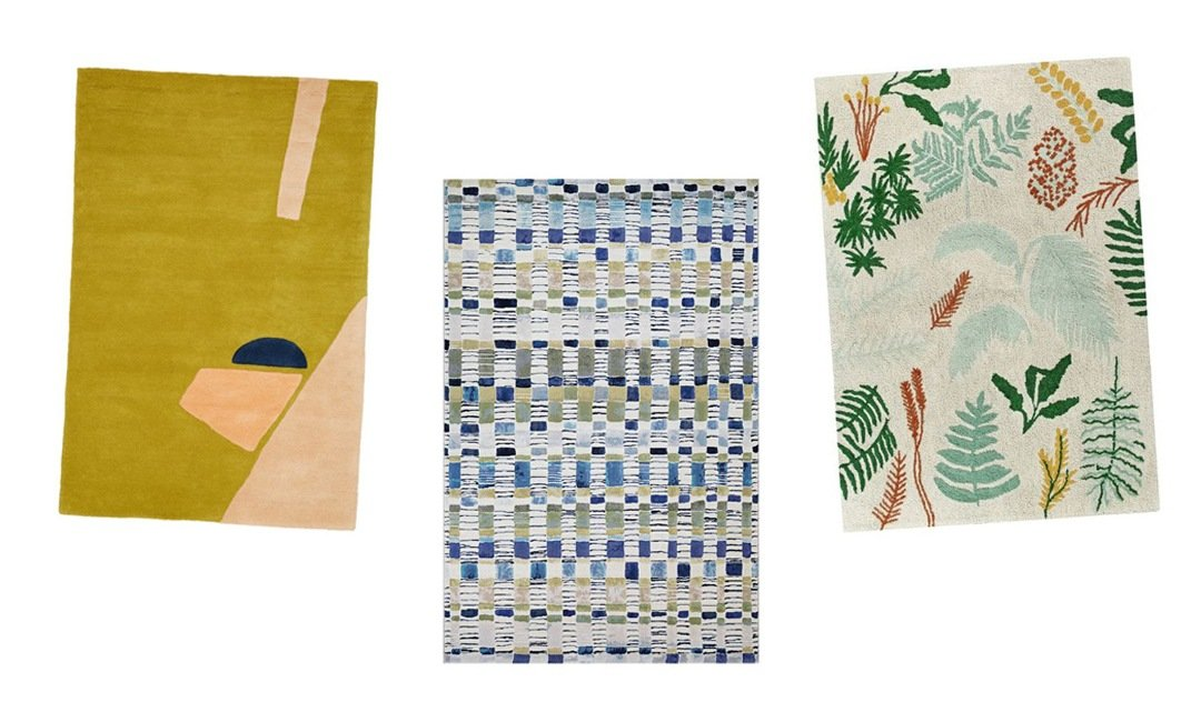 10 Statement Rugs We're Bookmarking | InStyleRooms.com/Blog