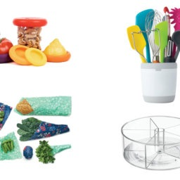Kitchen Organization Tools For Spring Cleaning | InStyleRooms.com/Blog