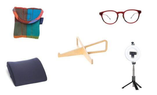 Zoom Accessories For All The Virtual Hangs | InStyleRooms.com/Blog