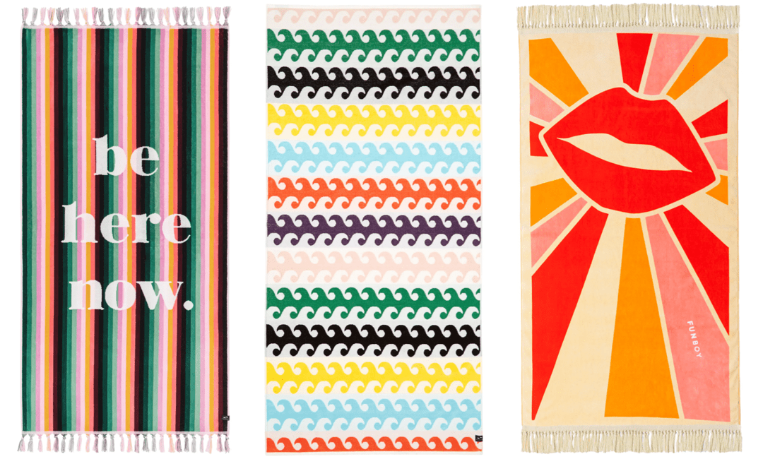 We All Need These Cute Beach Towels from Nordstrom | InStyleRooms.com/Blog