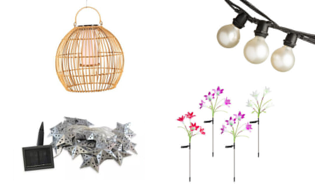Gorgeous Outdoor Lights to Transform Your Yard | InStyleRooms.com/Blog