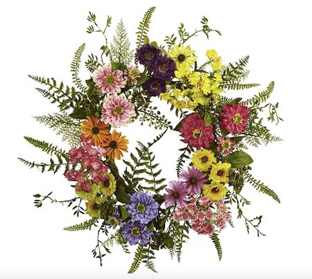 Fall Wreaths to Adorn Your Door Until Winter Arrives   InStyleRooms.com/Blog
