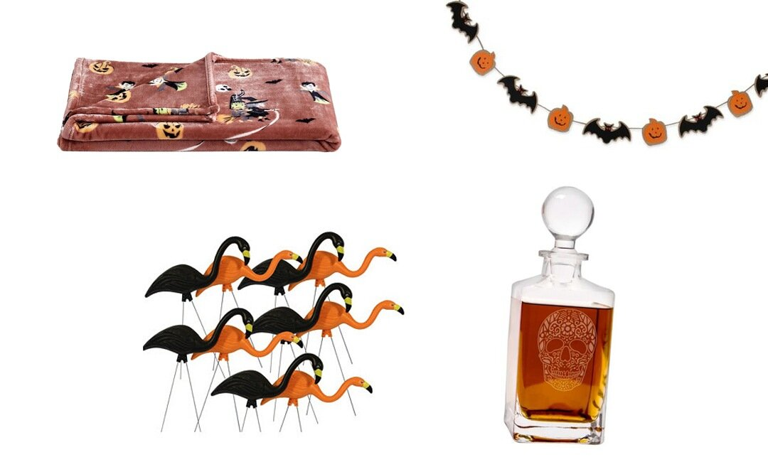 Halloween Home Decor to Prep Your Pad ASAP | InStyleRooms.com/Blog
